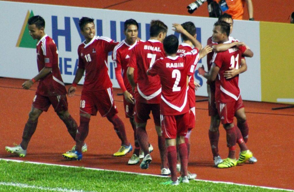 nepal-footbal-team