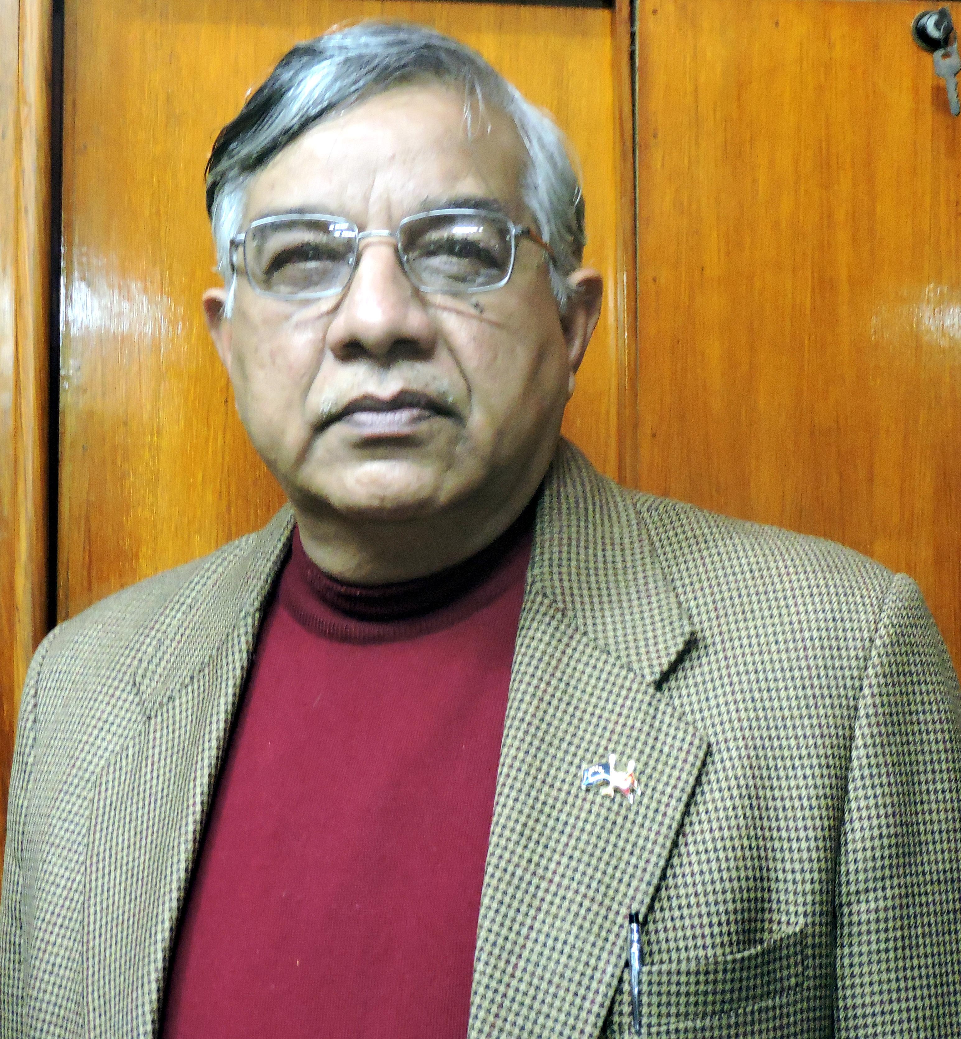 प्रेम लस्करी नेपाल–भारत मैत्री समाज के अध्यक्ष हैं