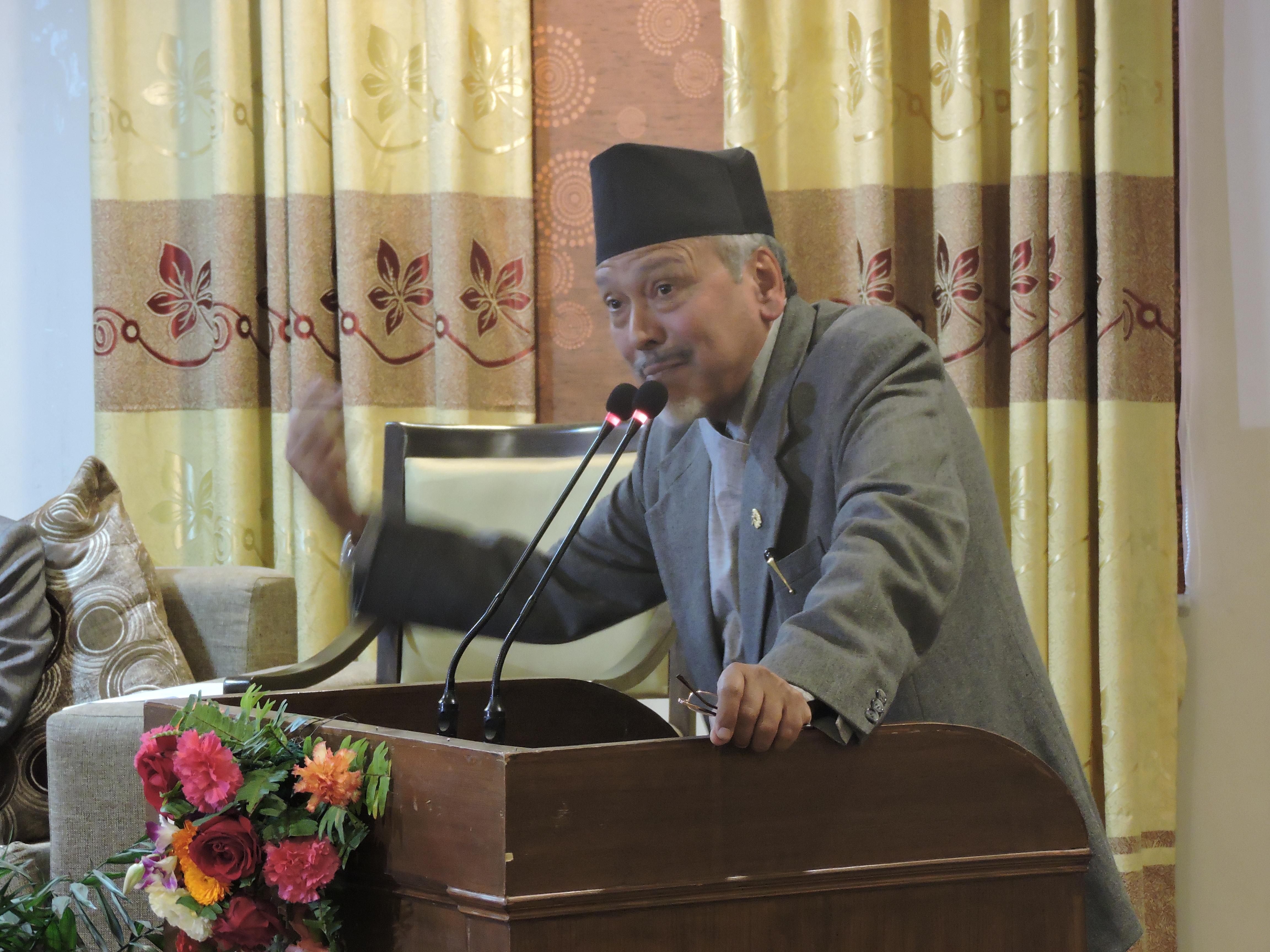 विष्णुहरि नेपाल महामना मालवीय मिशन नेपाल के सलाहकार एवं पूर्व राजदूत हैं