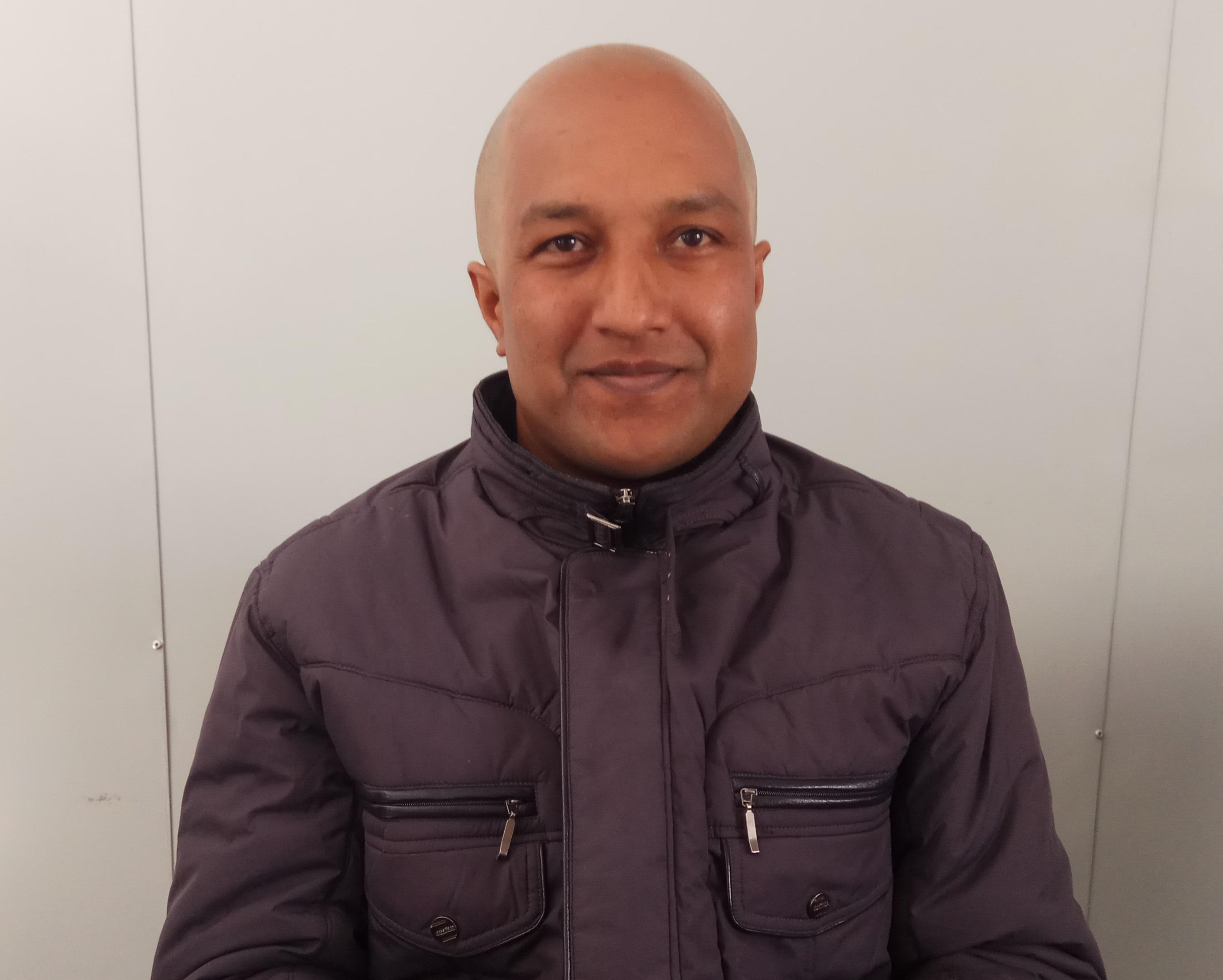 ई. दीपक कुमार साह, लेखक मधेशी अधिकारकर्मी है।