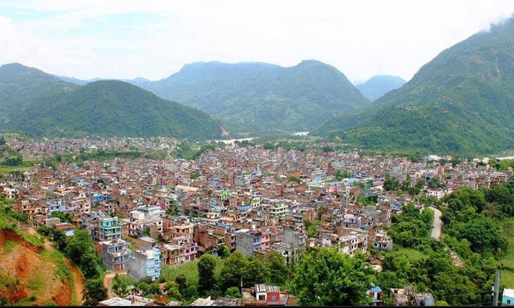 Damauli-Bazar