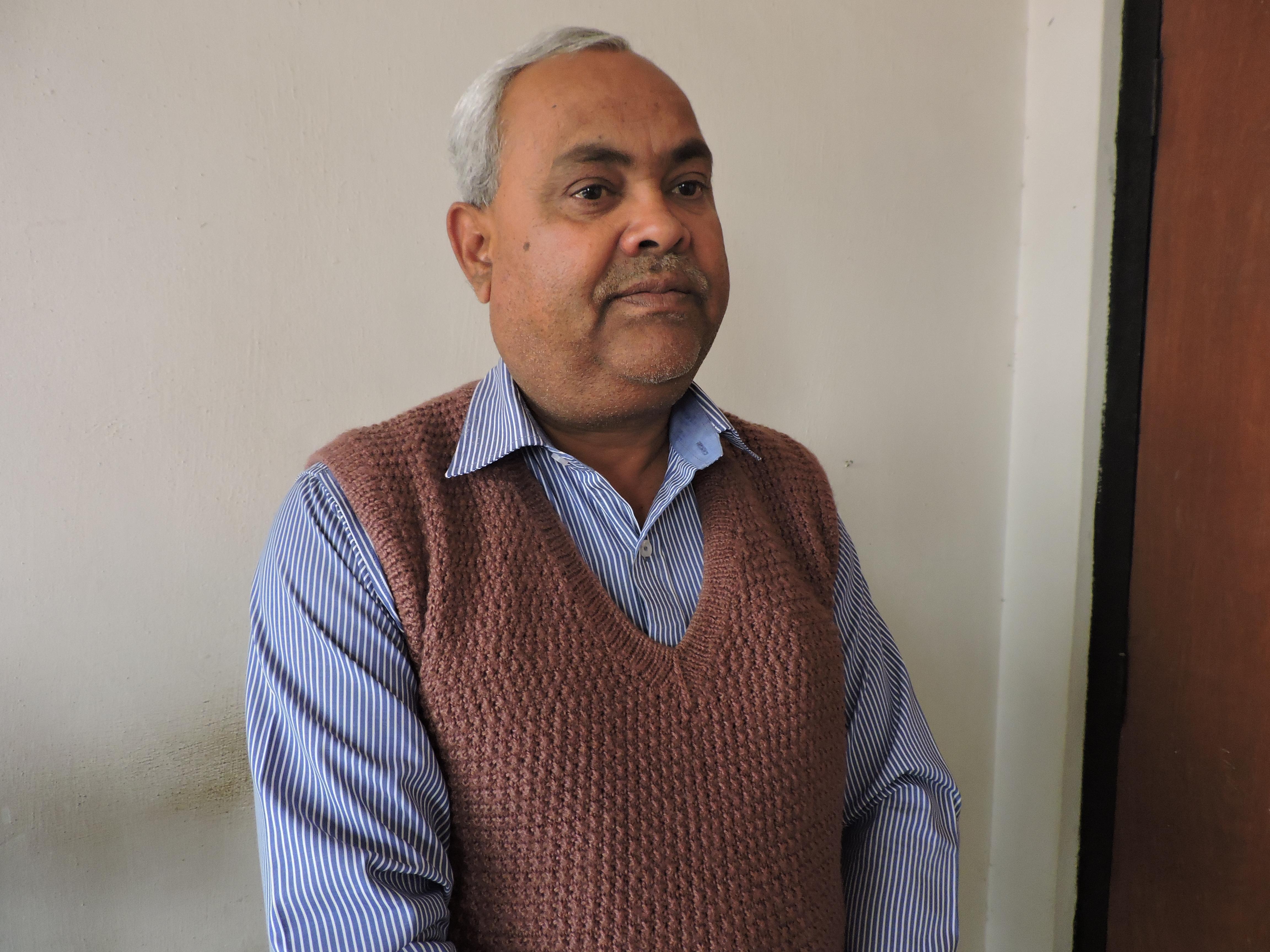 रामबाबू सिंह नेपाल सद्भावना परिषद् के संस्थापक सदस्य तथा नेपाल सद्भावना पार्टी के महासचिव भी रह चुके हैं