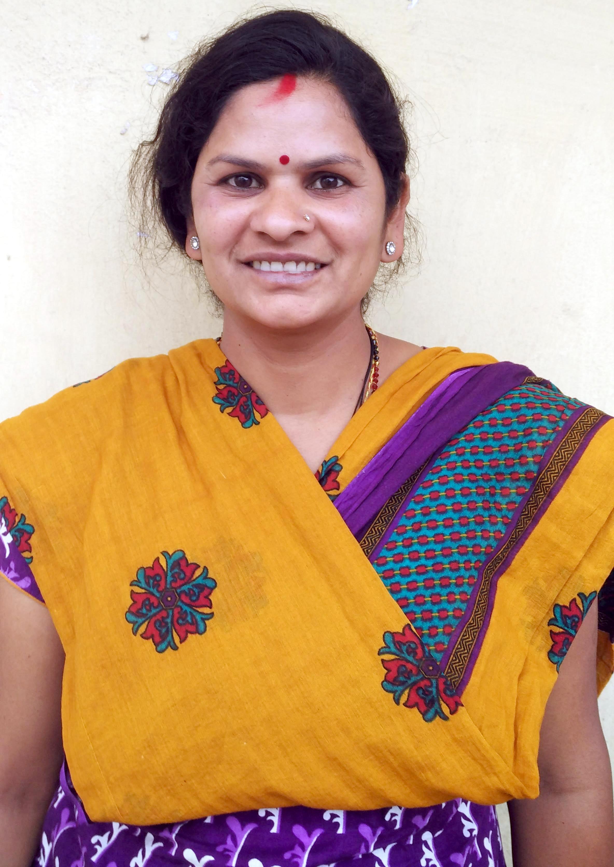 भगवती यादव महिला मंच भक्तपुर की उपाध्यक्ष हैं