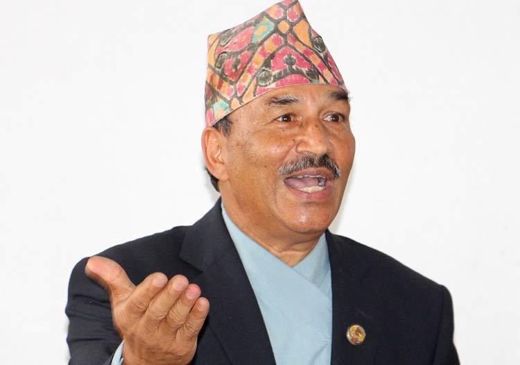 kamal Thapa-