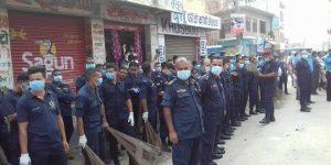 जनकपुर में हो रहा है विषेश सफाई, भारतीय राष्ट्रपति मुखर्जी का भव्य स्वागत की तैयारी