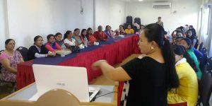 बाके जिला में शान्ति के लिये महिला संघ का गठन