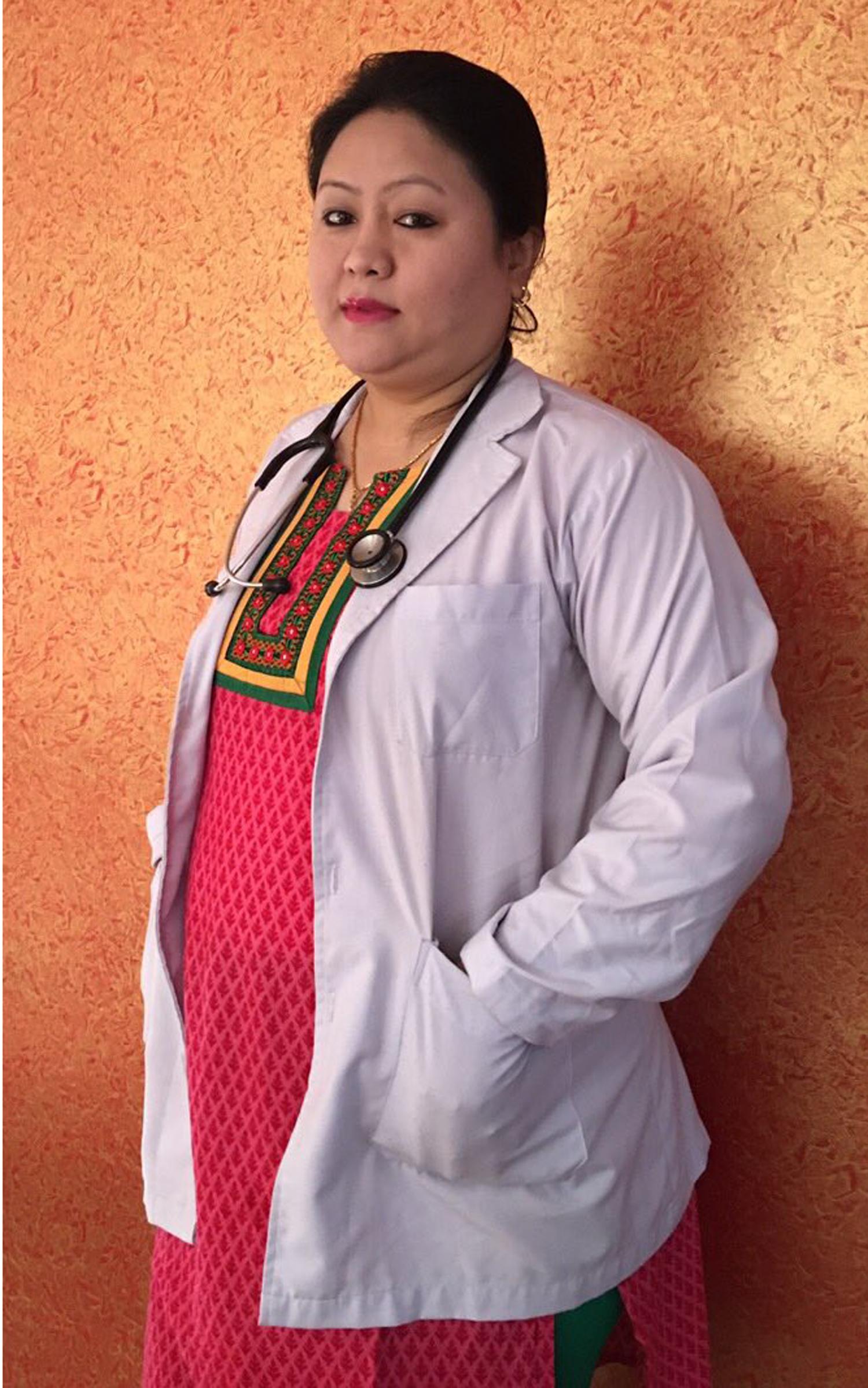 Dr. Rangina