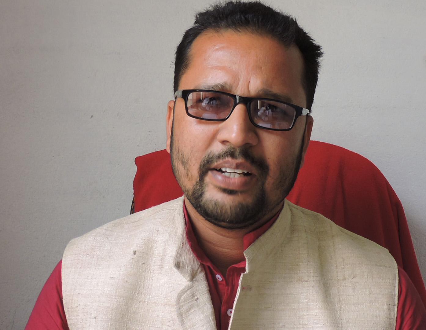 डा. सुरेन्द्र कुमार झा