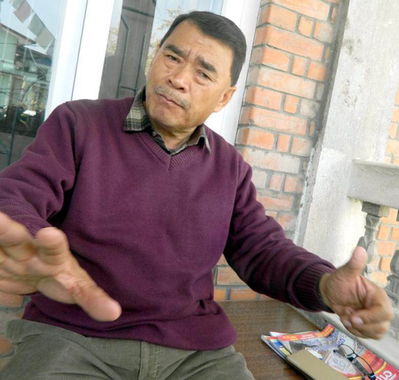 Buddhiman Tamang