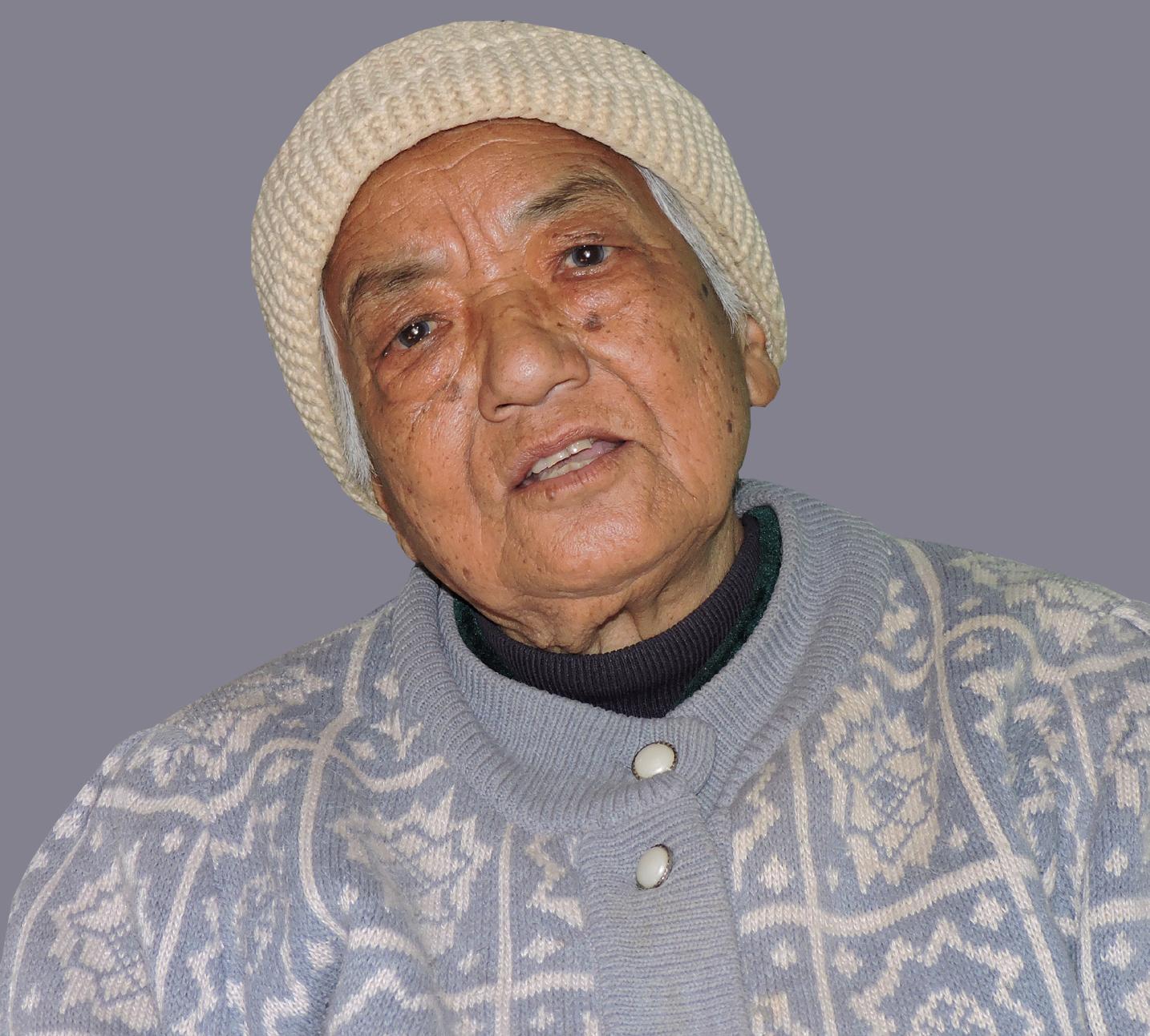 Bhadra Kumari Ghale 2