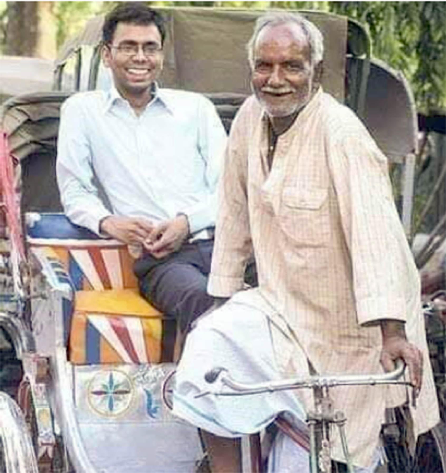 पिता के रिक्शा से आईएएस तक का सफर